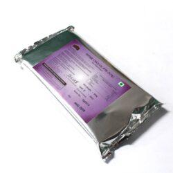 2m Cocoa Dark Chocolate Slab 55 percent - No Added Sugar - 500g