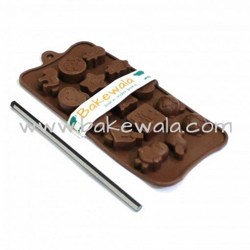 Silicone Chocolate Mould - Love Dove