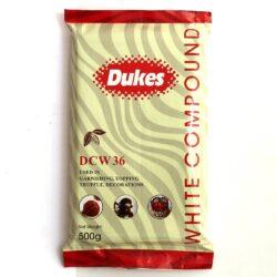Dukes - White Compound Dcw 36 Slab - 500g