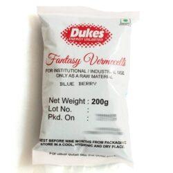 Dukes - Vermicelli - Blue Berry Flavour - 200g