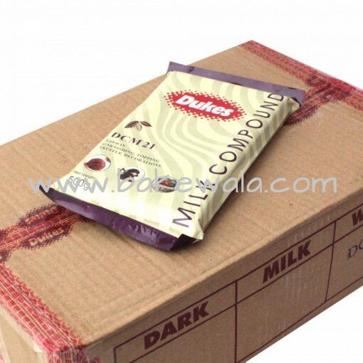 Dukes Milk Compound Slab - 10 Kg Box of 500g Slabs