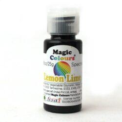 Magic Colours -  Gel Color - Lemon Lime - 25g