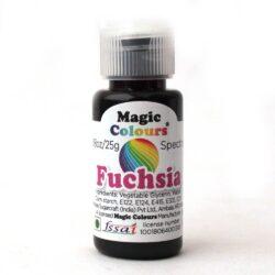 Magic Colours - Gel Color - Fuchsia - 25g