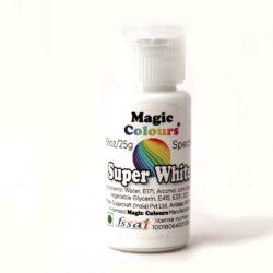 Magic Colours - Gel Color - Super White - 25g