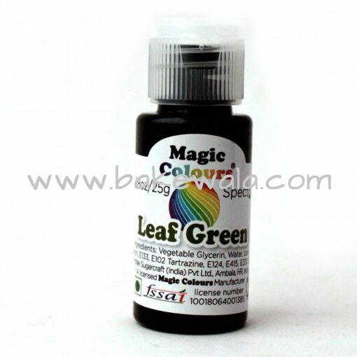 Magic Colours -  Gel Color - Leaf Green - 25g