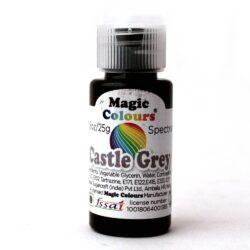 Magic Colours -  Gel Color - Castle Grey - 25g