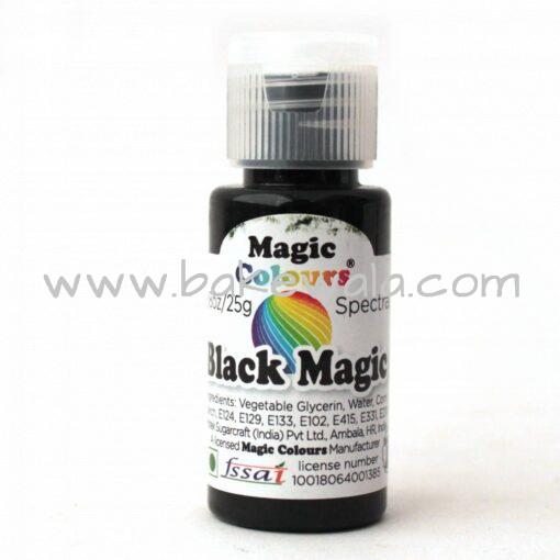 Magic Colours - Gel Color - Black Magic - 25g