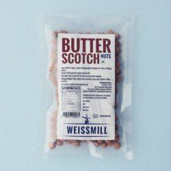 Weissmill - Butter Scotch Nuts -  100g