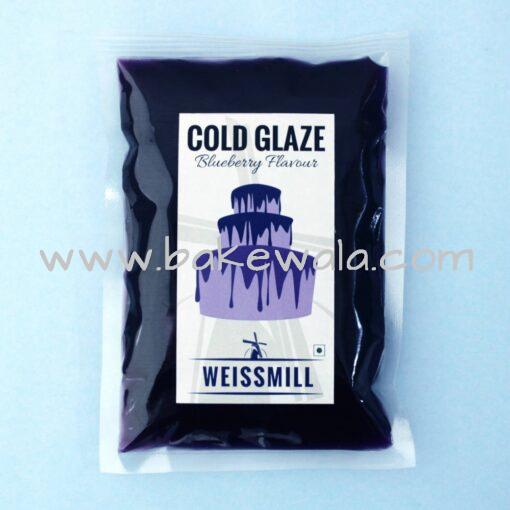 Weissmill - Cold Glaze Blueberry - 300g