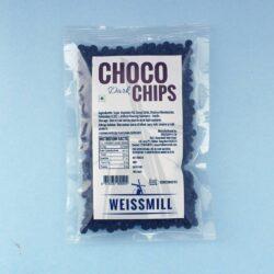 Weissmill Dark Choco Chips - 1kg