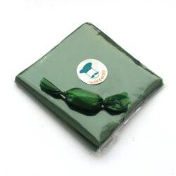 Chocolate Wrapper - Self Twist - Transparent - Green - 300pcs