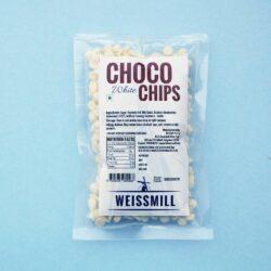 Weissmill - White Choco Chips - 100g