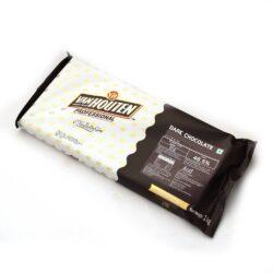 Van Houten - Dark Chocolate Slab - 46.5 Percent - 1kg