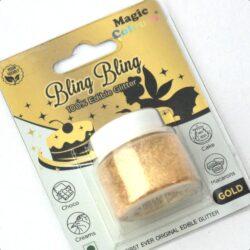 Magic Colours - Bling Bling - Edible Gold Glitter - 14g