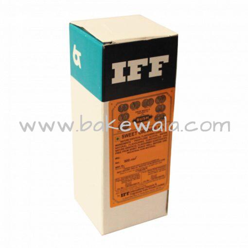 IFF - Bush - Sweet Orange Essence - 500ml