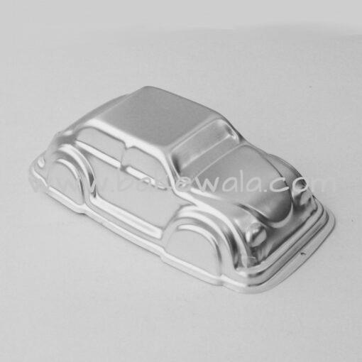 Aluminium Cake Tin Mold - Small Car