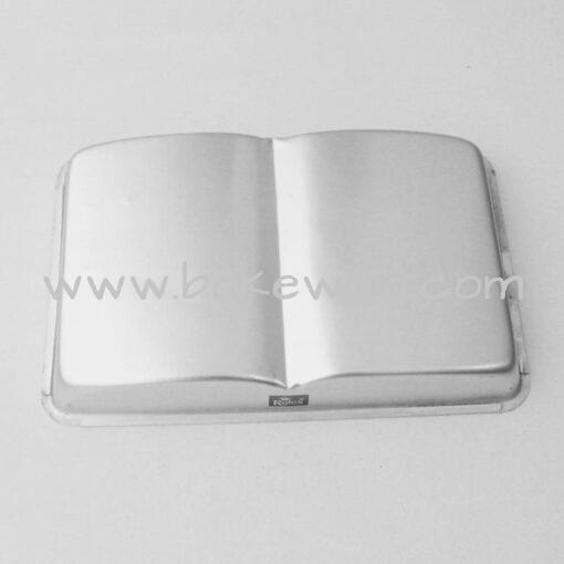 Aluminium Cake Tin Mold - Open Book