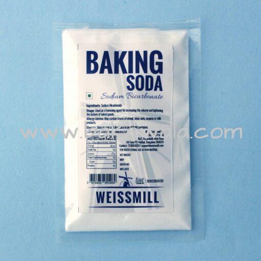 Weissmill Baking Soda - 100gms