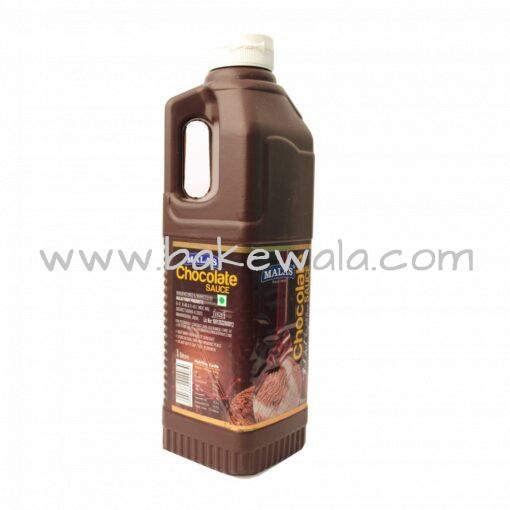 Malas - Chocolate Sauce - 1 Litre