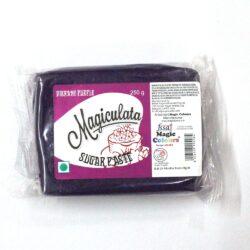 Magiculata - Fondant or Sugar Paste - Vibrant Purple - 250g