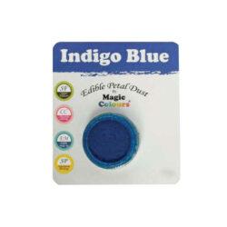 Magic Colours - Edible Petal Dust - Indigo Blue - 8 ml