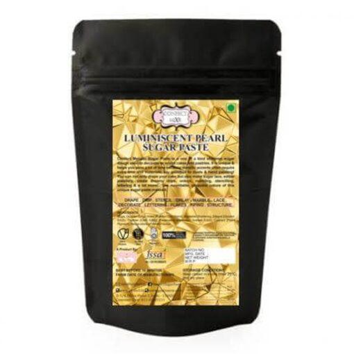 Confect - Luminicent Pearl - Metallic Sugar Paste - 250gms