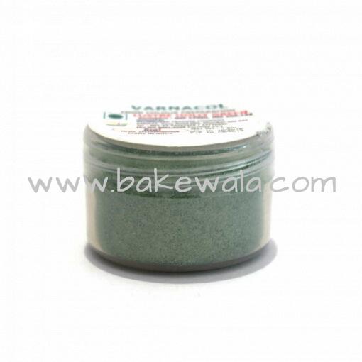 Lustre Dust - Holly Green Colour