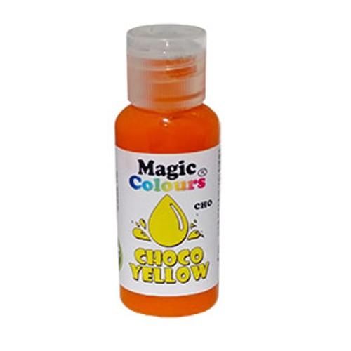 Magic Colours - Chocolate Colour - Choco Yellow - 25g