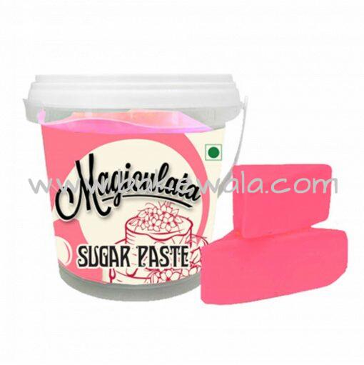 Magiculata - Fondant or Sugar Paste - Ruby - 1 kg