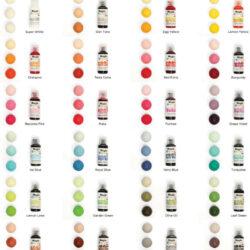 Icing or gel Color - Magic Colours Pro Gel - Olive Oil - 32g