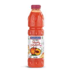Manama - Peach & Apricot Crush - 750ml