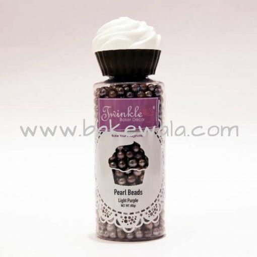 Pearl Beads - Light Purple