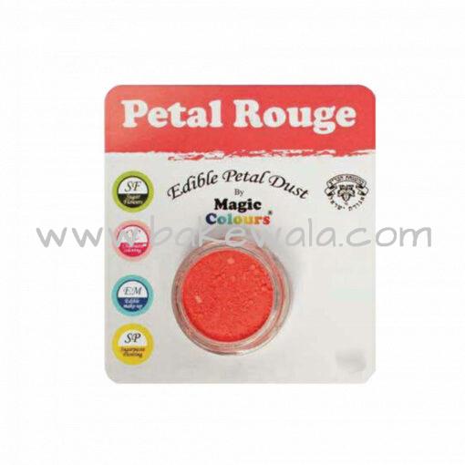 Magic Colours - Edible Petal Dust - Petal Rouge - Pinkish - 8 ml