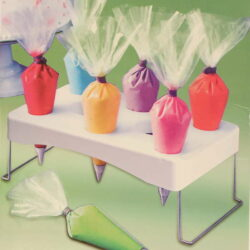 Piping Bag Stand or Holder