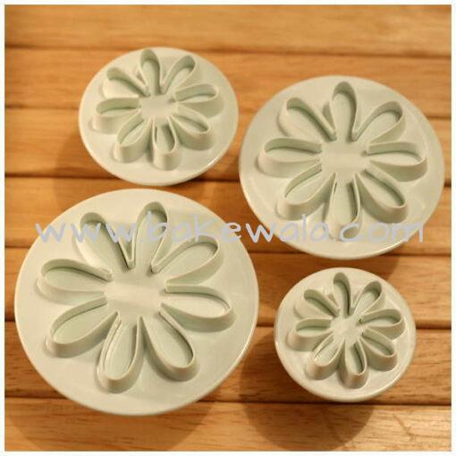 Plunger Cutter - Daisy flower