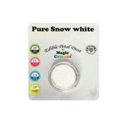 Magic Colours - Edible Petal Dust - Pure Snow White - 8 ml