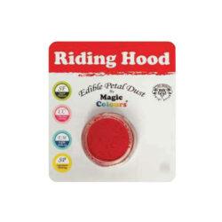 Magic Colours - Edible Petal Dust - Riding Hood - 8 ml