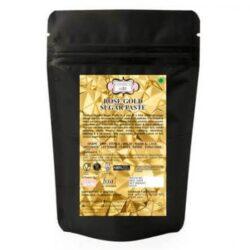 Confect - Rose Gold Sugar - Metallic Sugar Paste - 250gms