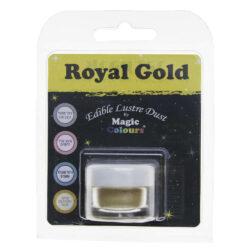 Magic Colours - Edible Lustre Dust - Royal Gold - 8 ml