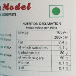 Saracino Modelling Sugar Paste - Skin Tone - 1 Kg