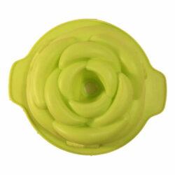 """Silicone Cake Mould - Rose Shape - Medium - 8"""""""