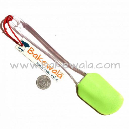 Silicone Spatula  - Transparent Handle