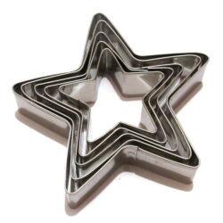 Steel Cookie Cutter - Star