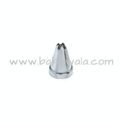 Noor Icing Nozzle  - 5 Petal Shape - Design - 43