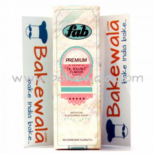 Vanilla - Fab Premium Food Essence or Oil Soluble Flavour