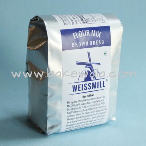 Weissmill Brown Bread Flour Mix - 400g