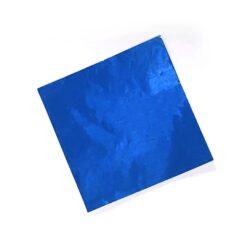 Chocolate Foil Wrapper - Blue - 300pcs