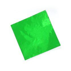 Chocolate Foil Wrapper - Green - 300pcs