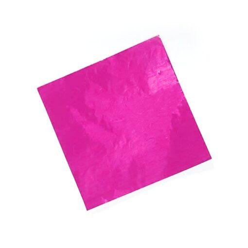 Chocolate Foil Wrapper - Violet - 300pcs