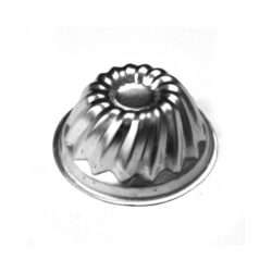 Aluminium Cake Tin Mold - Sunflower Shape - Dia - 5 inches